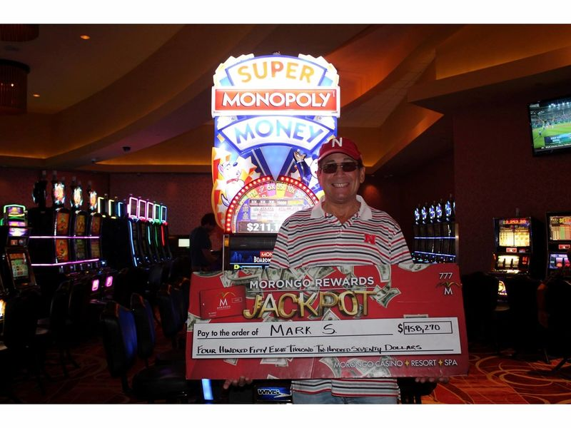 Man wins jackpot at casino charleston west virginia casino