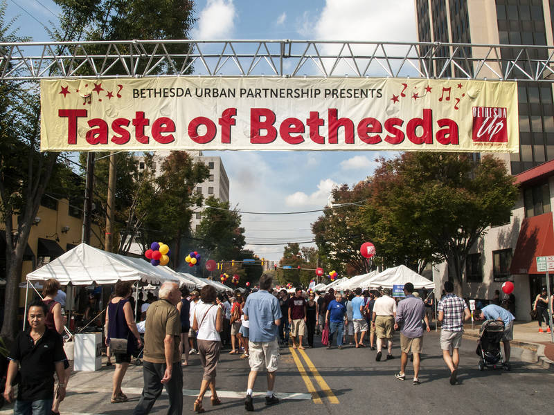 Image result for Bethesda up taste of bethesda 2017