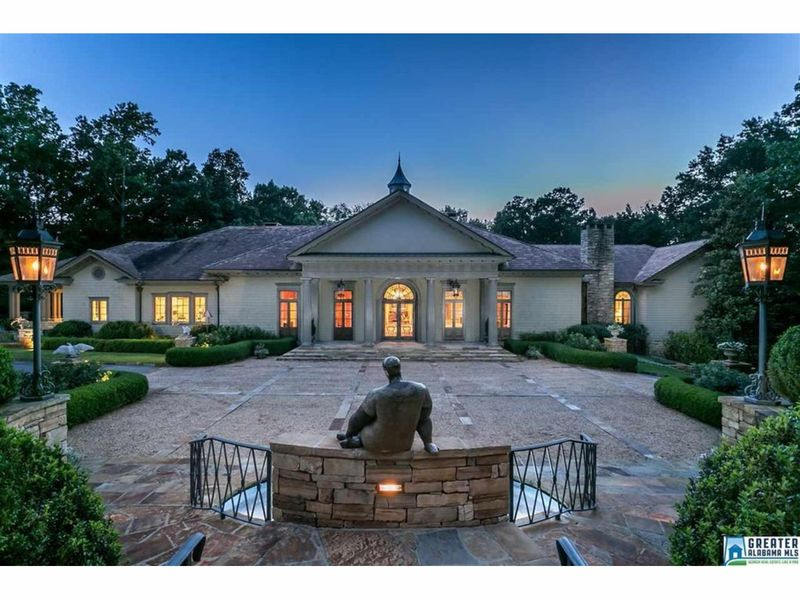 A Look At The Most Expensive Homes On The Market In Birmingham - Alabama most expensive house