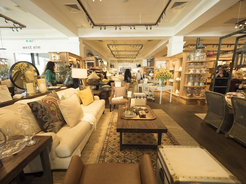 Cool East Village In Des Moines Is New Home To West Elm Store Featuring  Local Artistansu With Furniture Store Des Moines Iowa