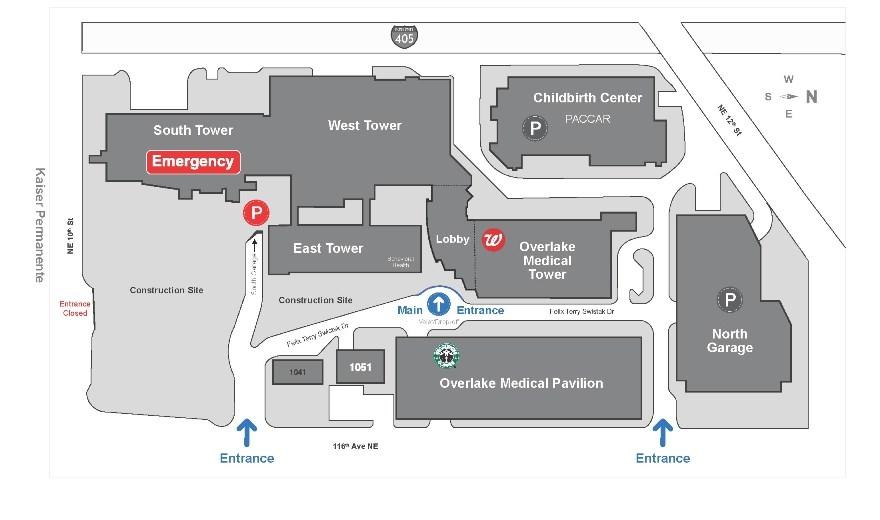 Overlake Hospital Emergency Room
