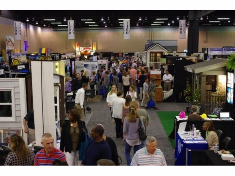 34th Annual Fall Atlanta Home Show Includes Education And Employment Information In The Improvement Industry