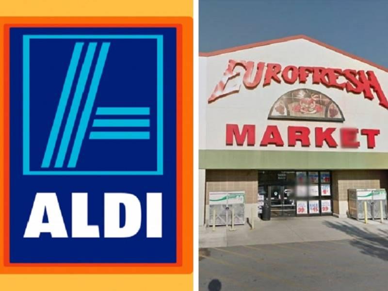 Aldi Opens At Old Eurofresh Market Storefront In Tinley