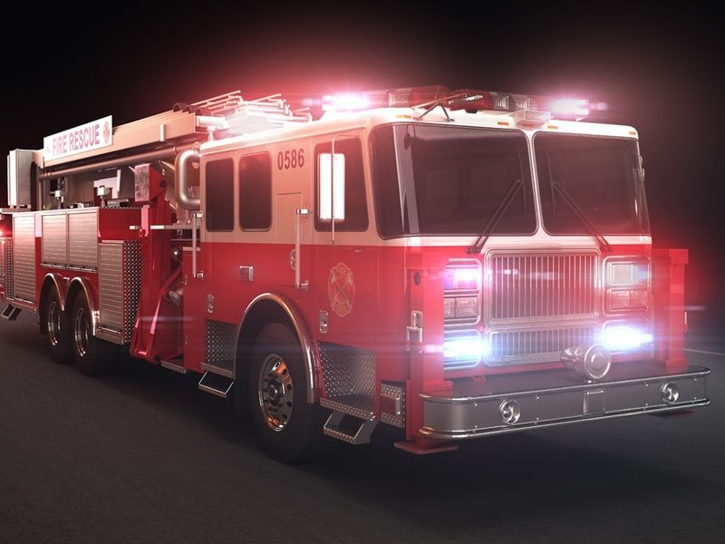 Fire Damages 7 Mobile Homes At Bridgeview Trailer Park