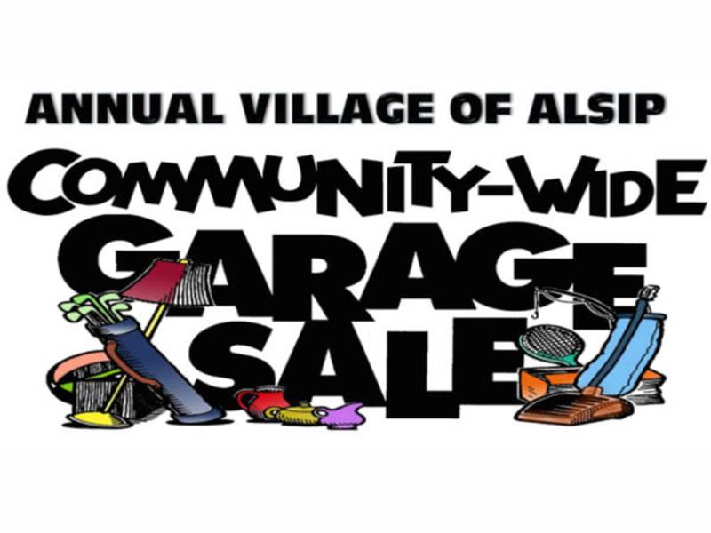 Alsip S Community Garage Sales Slated For Sept 15 Through