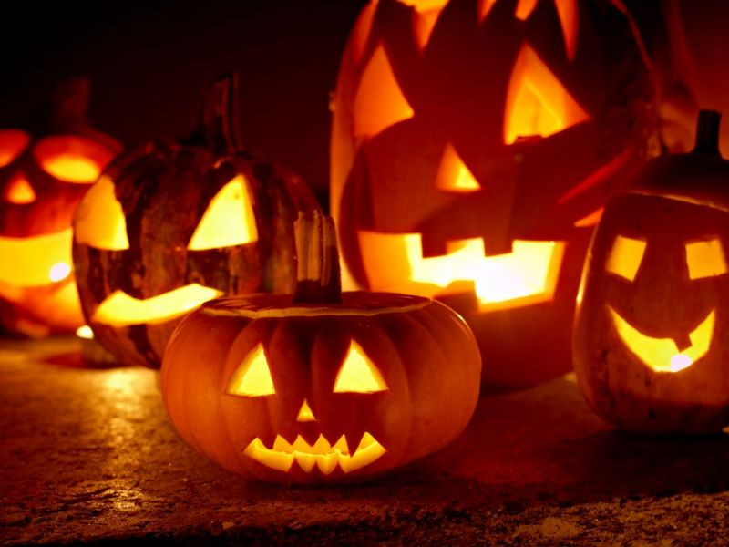 virginia weather latest halloween trick or treating forecast - Halloween Events In Va
