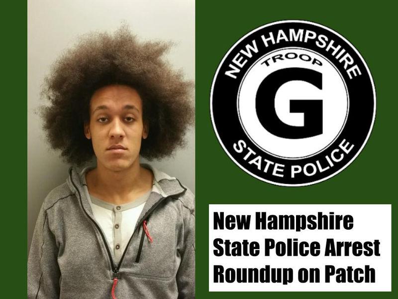 Illegal drug crimes new hampshire