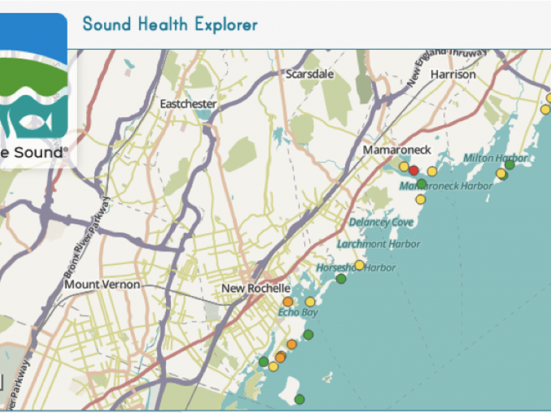 Interactive Map Shows Water Quality At Long Island Sound Beaches - Beaches in the us map