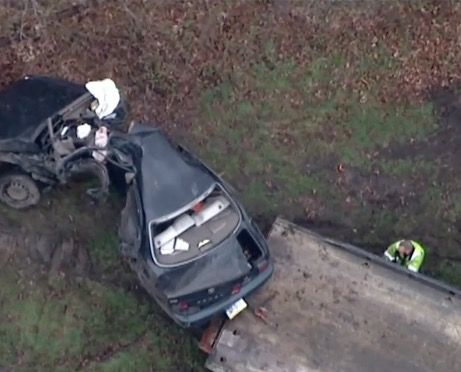 Victim id 39 d in fatal parkway crash in cranford friends - Car accident garden state parkway ...