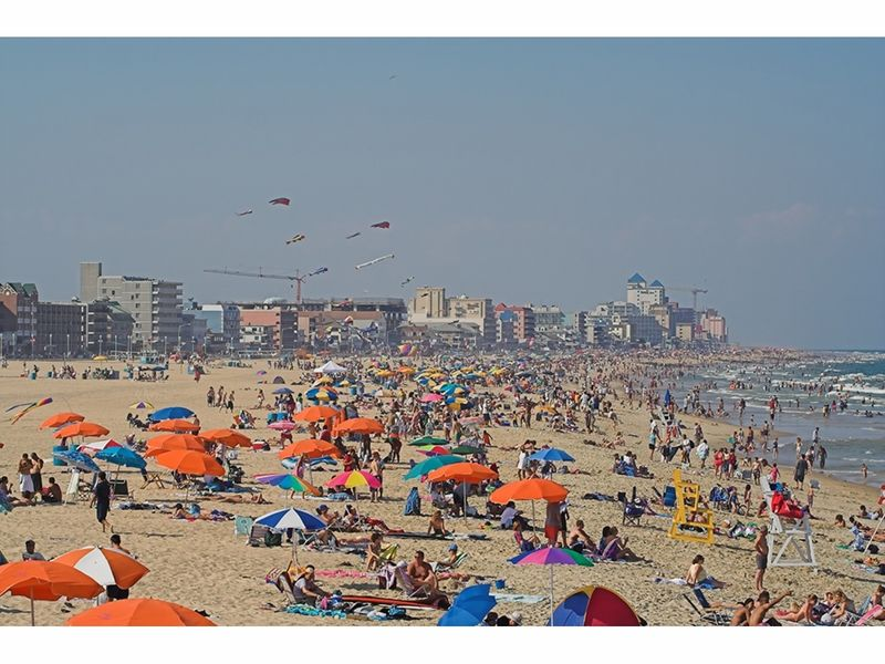 Topless Women Can Be Banned From Ocean City Beaches -4032