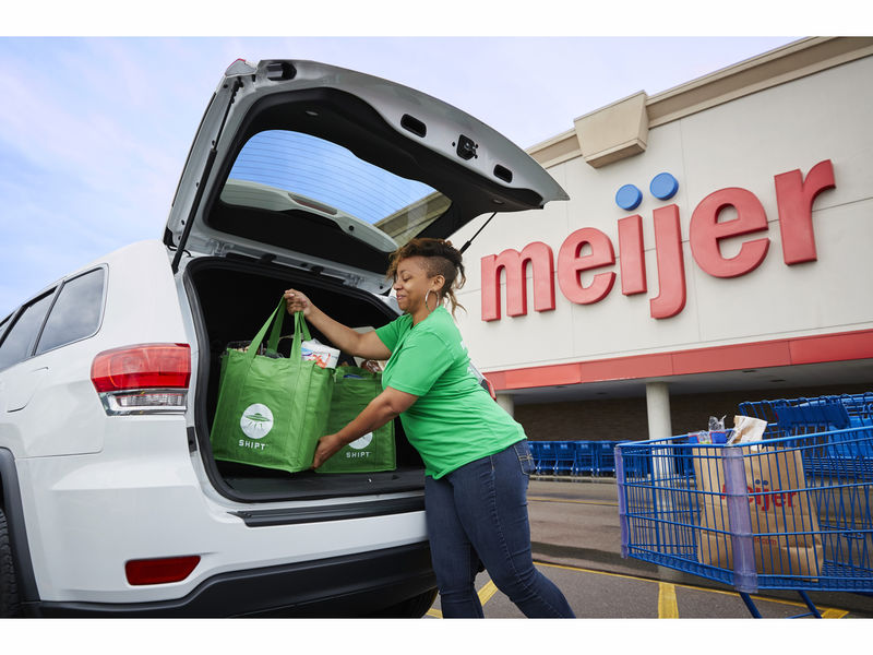 Meijer To Offer Store-To-Door Delivery In Naperville & Meijer To Offer Store-To-Door Delivery In Naperville - Naperville ... Pezcame.Com