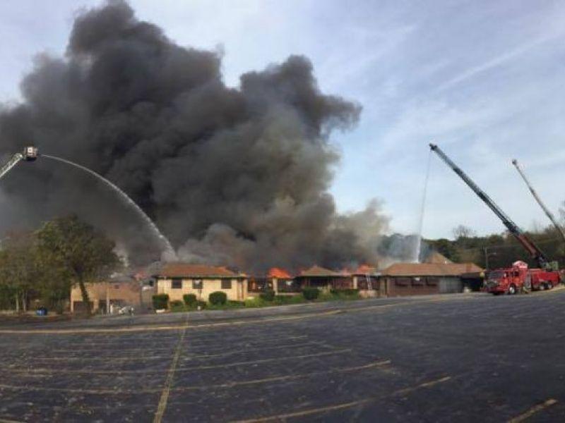 Fire Destroys Historic Willowbrook Ballroom - Oak Lawn, IL Patch