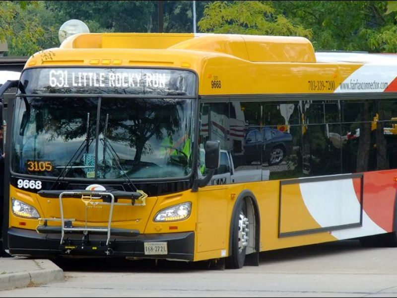 Fairfax Connector Bus Schedule For Columbus Day Holiday