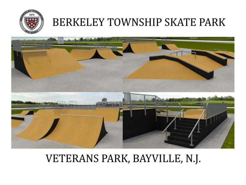 State Of The Art Skatepark Coming To Berkeley Township