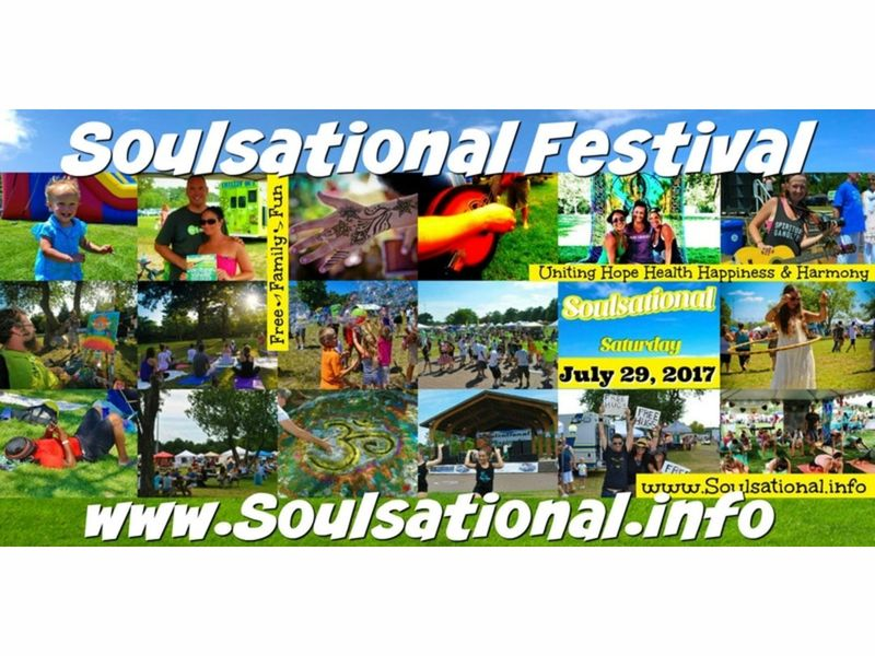 Celebrating Health Soulsational Festival Coming To